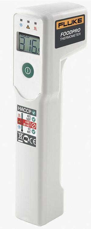 HACCP sécurité alimentaire 1 en 2-infrarouge IR et sonde thermomètre CEM IR-97-31 F ~ 500 F
