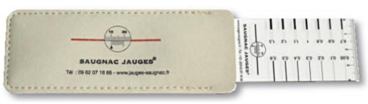 Saugnac Jauges Fissurometre Achat Fissuromètres Saugnac