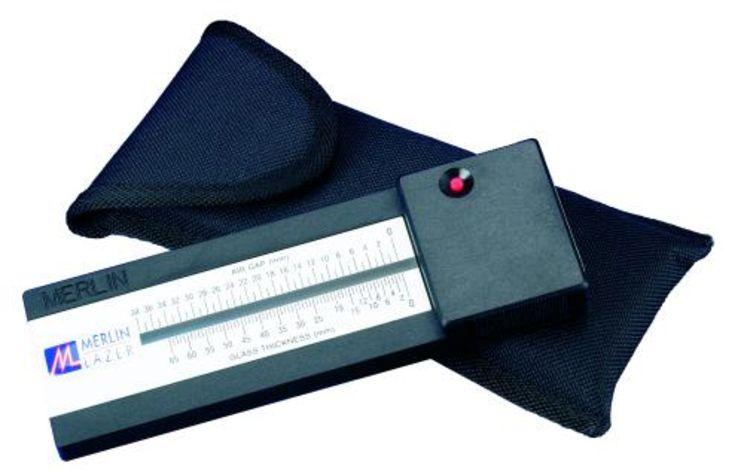 Merlin Lazer Gauge Achat Epaisseur Du Verre Merlin Lazer