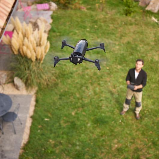 portée drone